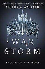 War Storm par Victoria Aveyard