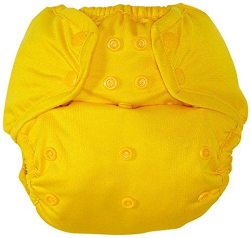 Preisvergleich Produktbild Kanga Care KRCOVRSOS-S029 Überhose Druckies Säugling Mädchen, dandelion gelb