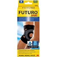 FUTURO FUT45696 SPORT Knie-Bandage, beidseitig tragbar, latexfrei, Größe M, 38,0 – 43,0 cm preisvergleich bei billige-tabletten.eu