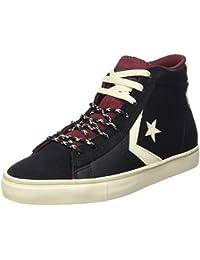 Leathsue Sneaker Mid unisex Leather Pro Adulto Converse Vulc IB8xq