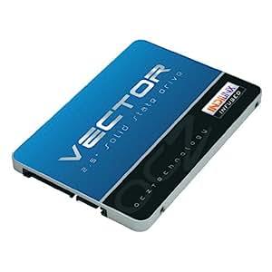 OCZ VTR1-25SAT3-256G Vector Series interne SSD-Festplatte 256GB (6,4 cm (2,5 Zoll), SATA III)
