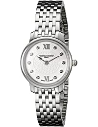 Frederique Constant Slimline Mini Stainless Steel Womens Watch FC-200WHDS6B