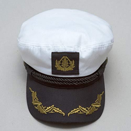 Moet Chandon Ice Imperial Kapitänsmütze Mütze Captain Cap Bootsmütze Kappe Haube