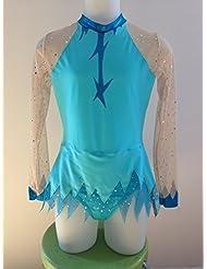 justaucorps GR modele MAYA Turquoise