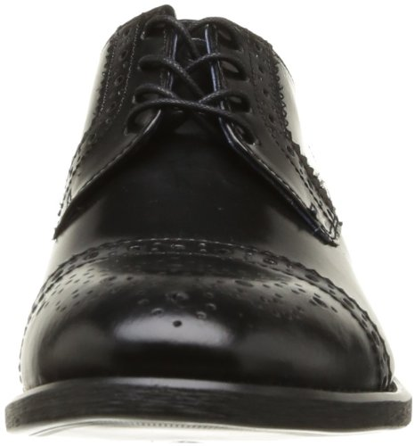 Base London Spark, Chaussures de ville homme Noir (012 Hi Shine Black)