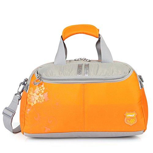 Small travel bag/handtasche der lady/travel package für short trips/fitness tasche-C D