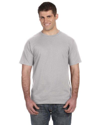 Anvil - Top - Asimmetrico - Uomo grigio - argento