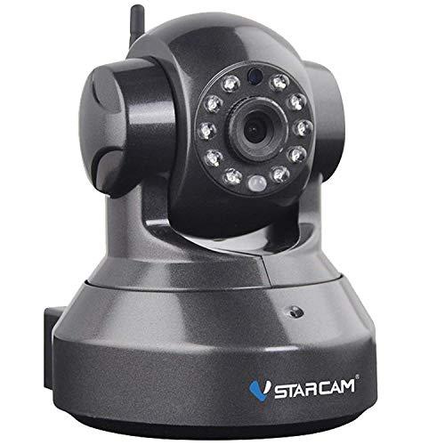 VSTARCAM H.2641280x 720P Home Überwachungskamera Wireless IP Kamera Built in Mikrofon mit Einem Schlüssel WLAN Konfiguration App, Fernüberwachung, Bewegungserkennung, Funktion, 3dBi WLAN-Antenne 120 Fps Dvr