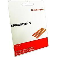 Leukostrip S 4 x 4 mm und 3 x 6,4 mm Strips Klammerpflaster, 7 St. preisvergleich bei billige-tabletten.eu