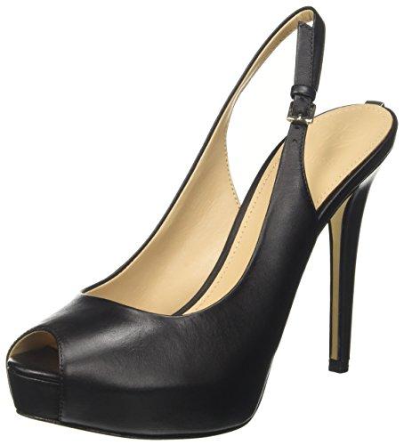 Guess Damen Footwear Dress Open Toe Plateaupumps, Nero (Black), 38 EU