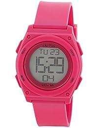 Cactus CAC-66-M05 - Reloj de pulsera niños, Plástico, color Rosa