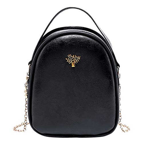 Mitlfuny handbemalte Ledertasche, Schultertasche, Geschenk, Handgefertigte Tasche,Art- und Weisedame Shoulders Small Backpack Letter Purse Handy Kuriertasche - Prada Red Bag