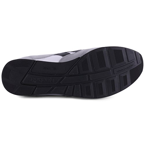 Reebok - Reebok Gl 1500 Athletic Scarpe Sportive Uomo Grigie Pelle Tela M45967 Grigio