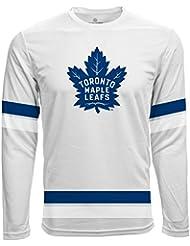 reputable site b332e f3850 Levelwear Toronto Maple Leafs Scrimmage LS NHL Fan Jersey