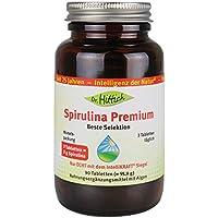 Spirulina Premium - 90 Tabletten - Spirulina: Das ÜBER-Lebensmittel aus grünen Algen. Entgiftung und Rundumschutz... preisvergleich bei billige-tabletten.eu