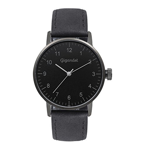 Gigandet Minimalism Women's Analogue Wrist Watch Quartz Black G27-004
