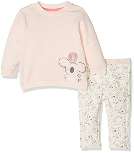 TOM TAILOR Unisex Baby Sweatshirt Set Artikel 2531639.00 Sweat Shirt +6829349.00.21 Legging, Original 1000, 80