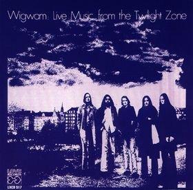 Lächerlich Kostüm - Wigwam - Live Music from the Twilight Zone (Doppel-Vinyl-LP) (Love LXLP-518)