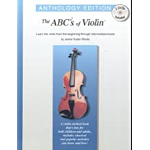 The ABC's of Violin: Anthology Edition (Book & DVD)