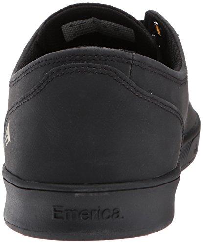 EmericaThe Romero - Scarpe da Skateboard Uomo Black