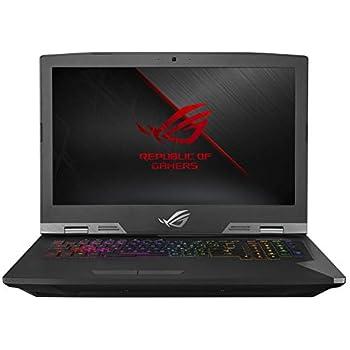Asus ROG G703GI-E5148T 17.3-inch FHD Gaming Laptop (8th Gen Intel Core i9-8950HK/64GB/2TB SSHD/Windows 10/GTX 1080 8GB Graphics/4.70 Kg), Aluminum