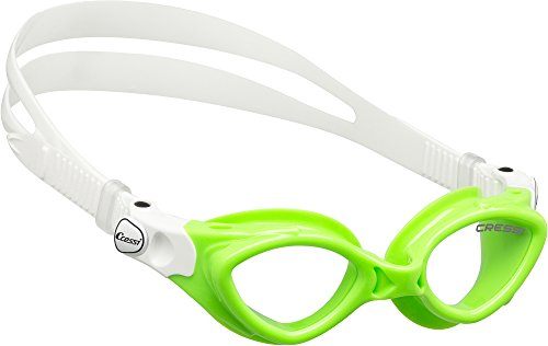 Cressi Kinder Schwimmbrille King Crab, clear, One size, DE202267