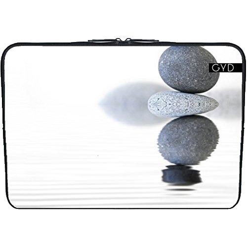 "Neopren huelle NetBook / Laptop 11.6"" inch - Zen-Gleichgewicht- by Andrea Haase"