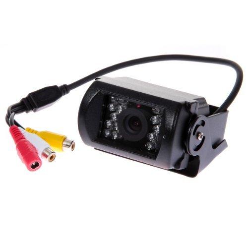 Videocamera per auto PC 120 gradi di retromarcia telecamera per