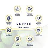 Leppin-Olio di Fegato di Merluzzo 200capsule unte-Omega 3+ vitamnies a e d-Certificato senza metalli pesanti-Integratori alimentari naturali