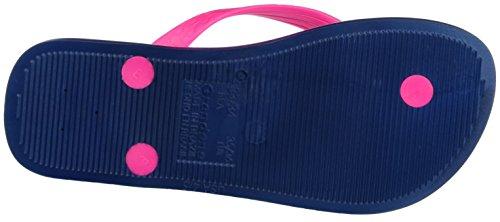 Ipanema Classic Brazil Ii Fem, Tongs Femme Mehrfarbig (blue/pink-8011)