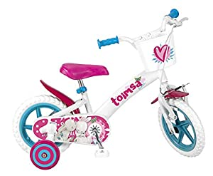 TOIMSA - Bicicleta de 12 Pulgadas, Modelo Rabbit 3-5 años, 12003