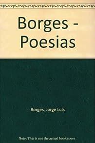 Borges - Poesias par  Jorge Luis Borges