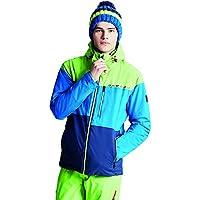 Dare 2b Herren Roamer-Felltrimmer Pro und atmungsaktiv Ski Wasserdicht Isolierte Jacke