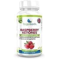 Raspberry Ketone - Chetone di Lampone - Perdita di Peso - Bruciare il grasso Capsule (Perdita Di Grasso)