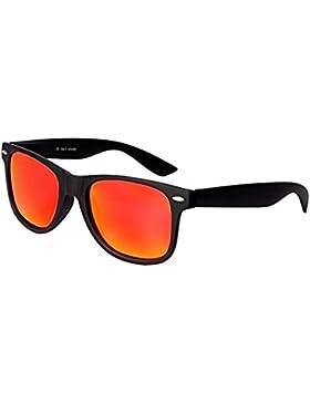 Alta calidad Gafas De Sol De Nerd estera de goma Retro Vintage Unisex Gafas con Bisagra de muelle - 101 varios...