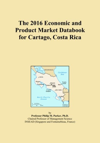 The 2016 Economic and Product Market Databook for Cartago, Costa Rica