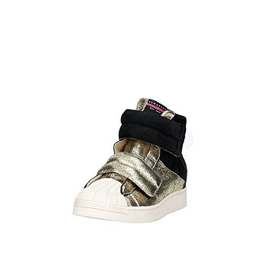 Serafini CAMP.7 Sneakers Donna Nero