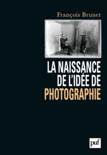 La naissance de l'ide de photographie