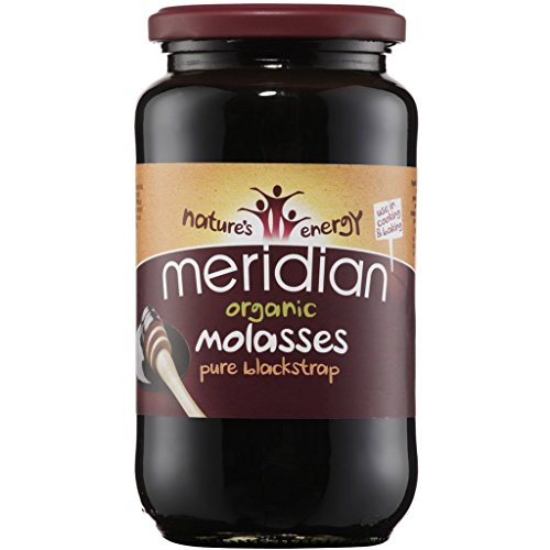 Meridian | Organic Blackstrap Molasses | 4 x 740g