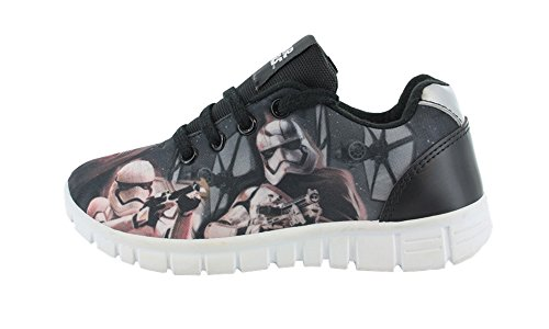 Star Wars Portelet Black Trainers various sizes