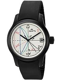 Fortis 2pi por Rolf Sachs reloj automático, F-2014, de edición limitada, correa de silicona