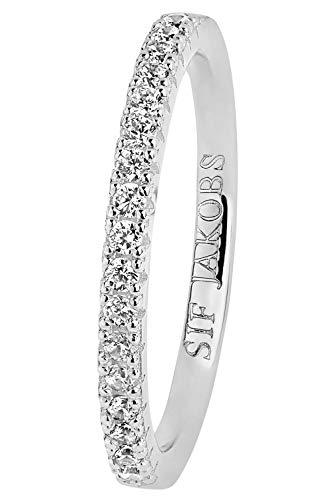 Sif Jakobs Jewellery Damenring Ellera Ringgröße 50/15,9 SJ-R2869-CZ/50