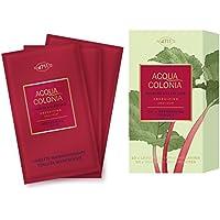 4711 Acqua Colonia Rhubarb & Clary Sage Refreshing Tissue 10