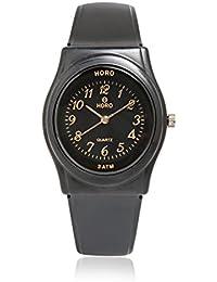 Horo(Imported) Plastic Round Wrist Watch 37X32mm