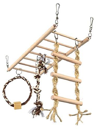 Trixie 6905 Pont suspendu pour furets 35 × 15 cm