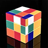 Magic Cube 3x3x3 di Puzzle cubo di velocità Specchio UV Stampa Terzo modulo d'ordine cubo in Giocattoli Speciali Sviluppo del Regalo del Giocattolo intellettuale