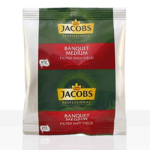 Jacobs Bankett Temperamentvoll 5 x 60g Kaffee gemahlen
