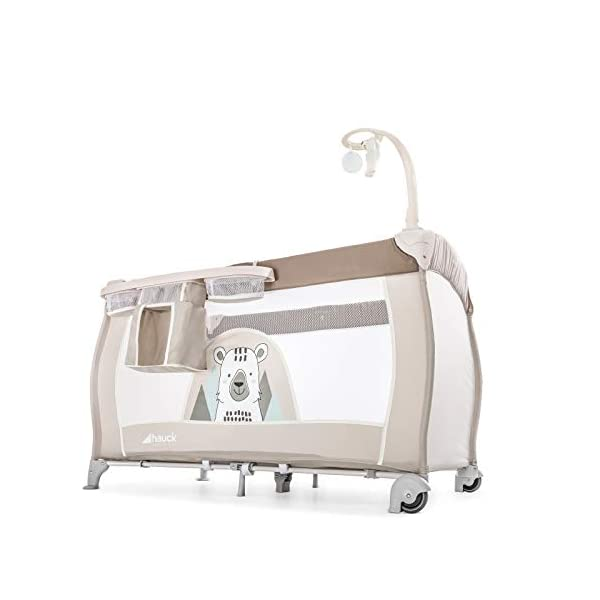 Lettino da Campeggio Hauck Babycenter Friend Hauck Brand: Hauck. Folds very easily and very quickly Travel bed with changing table, ideal for changing babies 6