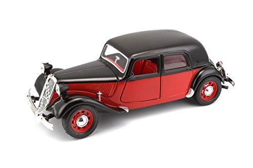 BBurago 18-22017 Bijoux Collezione - Reproducción en miniatura de colección de Citroen 15 CV TA (1938), Colores surtidos