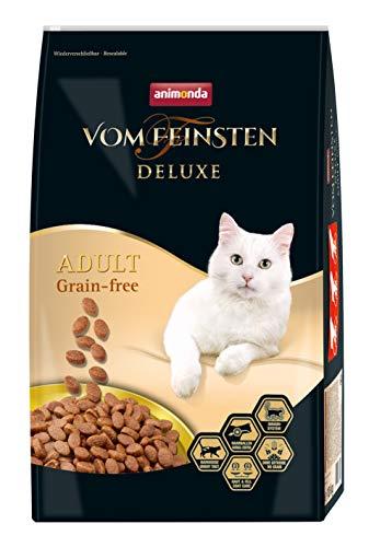 Animonda Vom Feinsten Deluxe Adult Grain-free, Trockenfutter für erwachsene Katzen von 1-6 Jahren, 10 kg